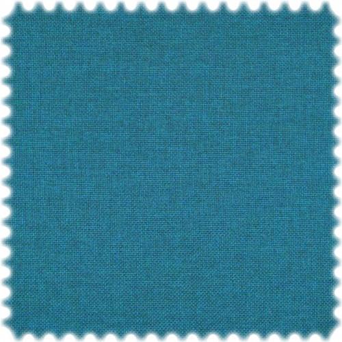 Hochleistungs Objekt Möbelstoff Scala Uni Türkis DIN 4102 B1