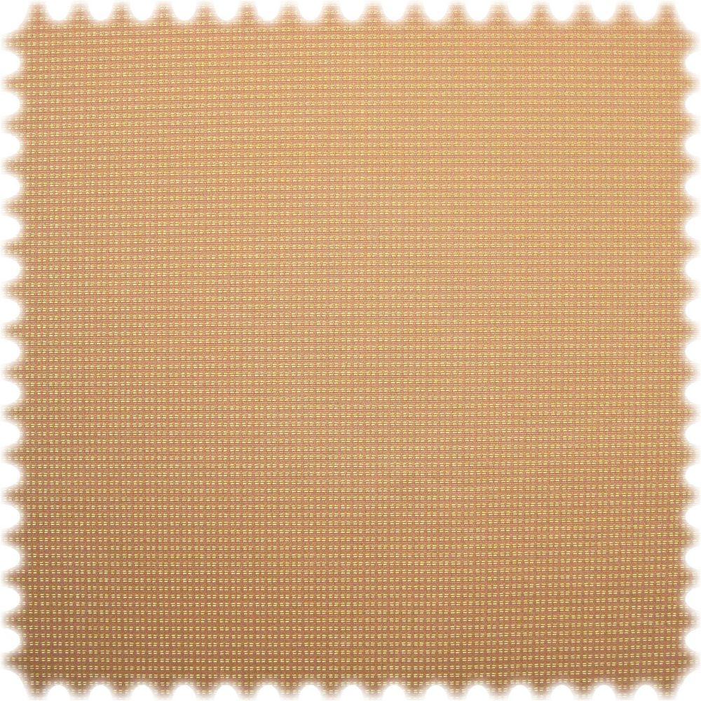 AKTION DELIGARD Möbelstoff Genf Beigerot / Gelb
