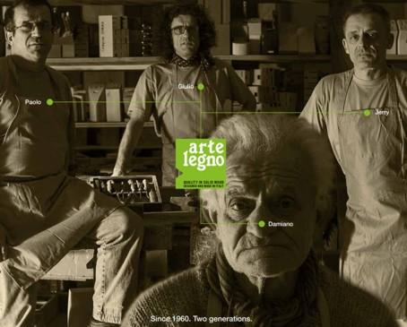 artelegno design - die familie
