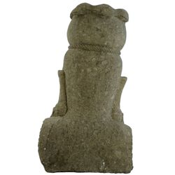 Dewi Kopf aus Stein 100 cm Bali Steinfigur Büste Pflanzgefäß Pflanzentopf 007