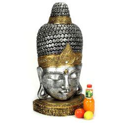 Buddha Maske - Buddha Kopf - Gr. L 90 cm 002