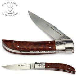 Le Camarguais - Amourette - 12 cm Taschenmesser - Backe matt – Bild 1