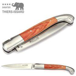 Thiers-Issard Jakobsweg 12 cm Messer VOYAGEUR - Rosenholz - Pilger Taschenmesser – Bild 4