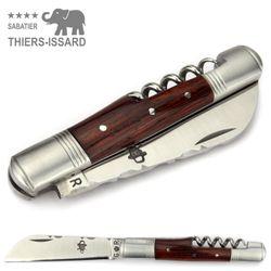 Thiers-Issard TONNEAU - Cocobolo Holz - Korkenzieher - 10 cm Taschenmesser – Bild 4