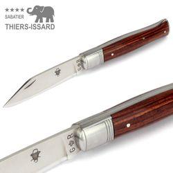Thiers-Issard KENAVO - Griff Violettholz - 10 cm Taschenmesser – Bild 3