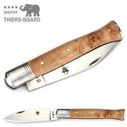 Thiers-Issard KENAVO - Griff Wacholder - 11 cm Taschenmesser – Bild 4