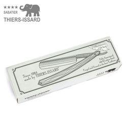 "Thiers-Issard Sabatier Rasiermesser - Olivenholz - 5/8"" - C135 Carbonstahl – Bild 7"