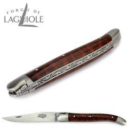 Forge de Laguiole - Griff Schlangenholz - 11 cm Taschenmesser – Bild 5
