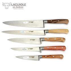 Laguiole en Aubrac - Küchenmesser - Messerblock 5-teilig – Bild 2