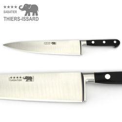 Thiers Issard Sabatier Küchenmesser Set - 5teilig - Griff Nylon schwarz – Bild 2