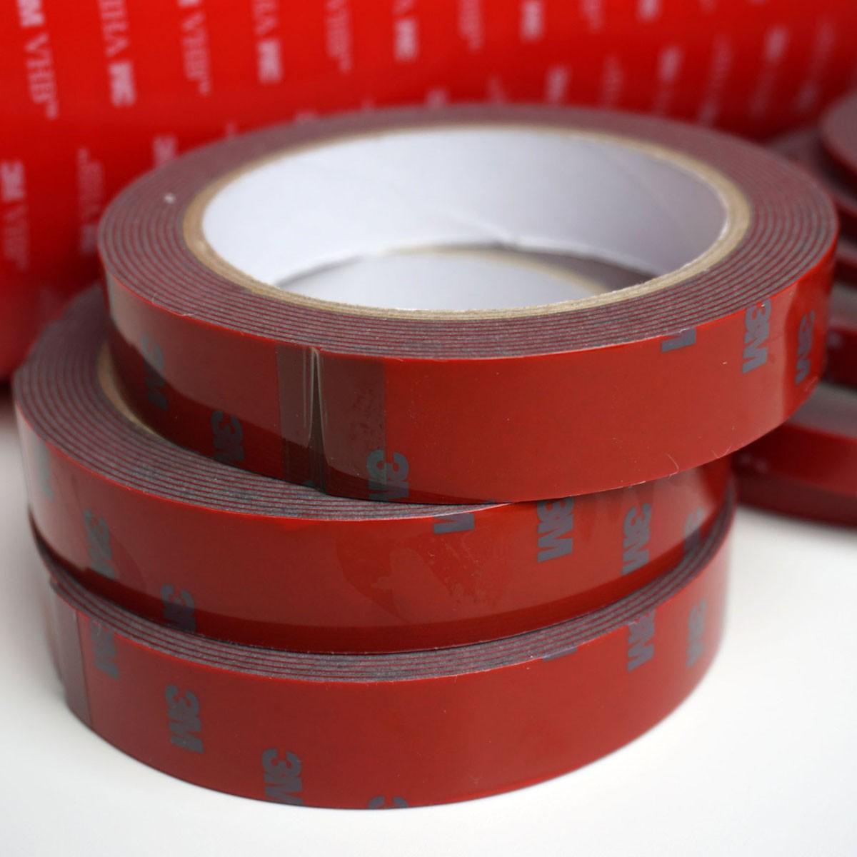 VHB Doppelseitiges Klebeband Montageklebeband Hochleistungsklebeband