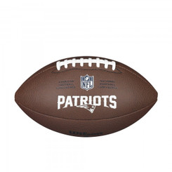 Wilson Football NFL Team Logo Patriots WTF1748 001