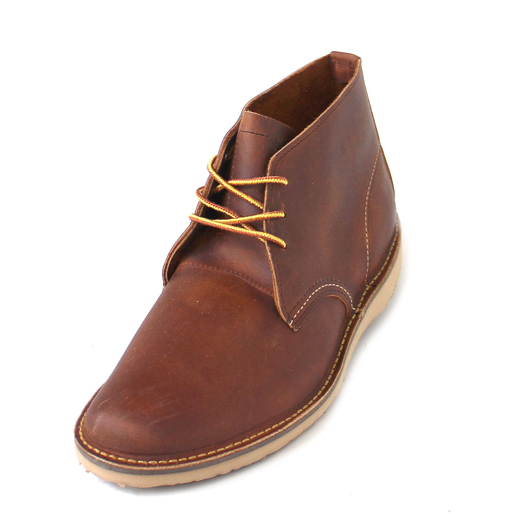 Red Wing 3322 Chukka Copper