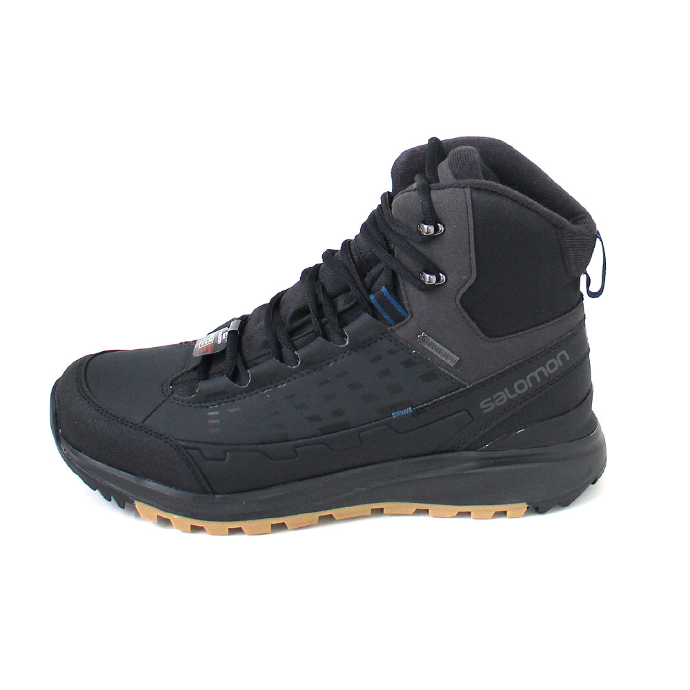 Salomon Kaipo Mid GTX Men black/phantom/poseidon