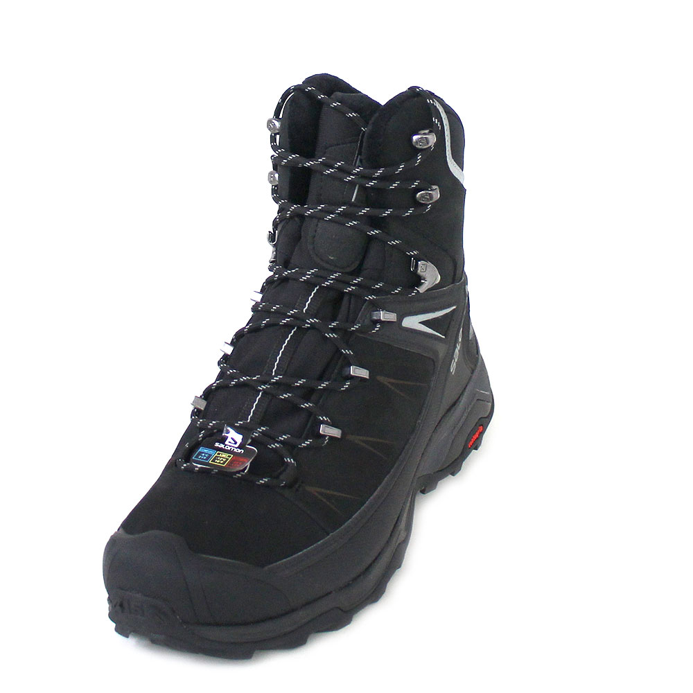 Salomon X Ultra Winter CS WP 2 Men black/phantom/monument