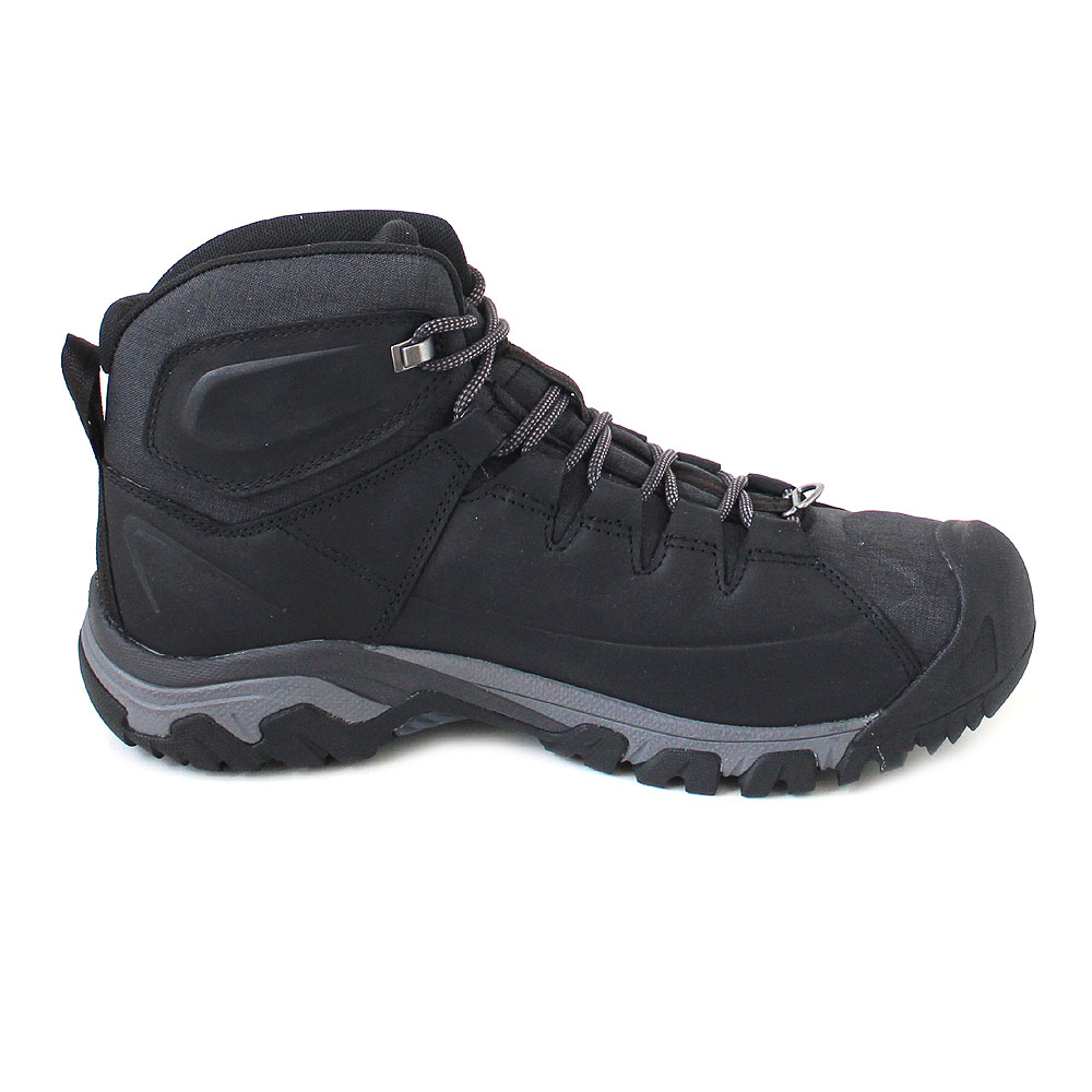 Keen Targhee Lace Boot WP Men black/raven