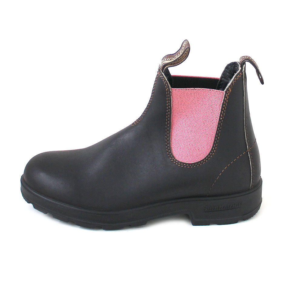 Blundstone 1377 stout brown/pale pink