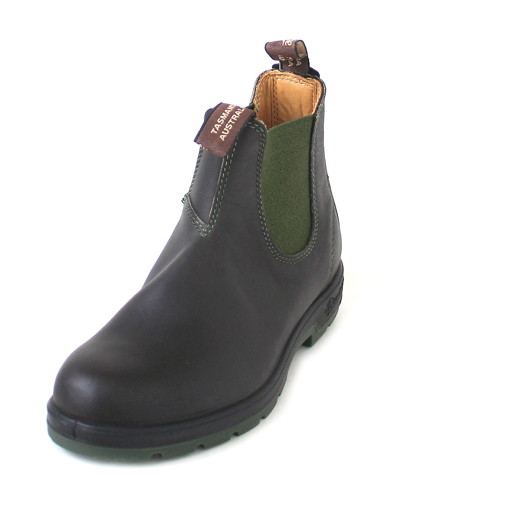 Blundstone 1402 stout brown/olive