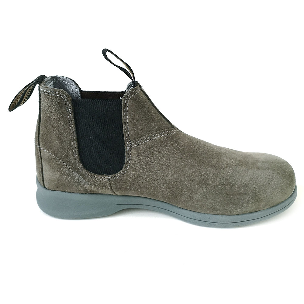 Blundstone 1397 suede leather/olive