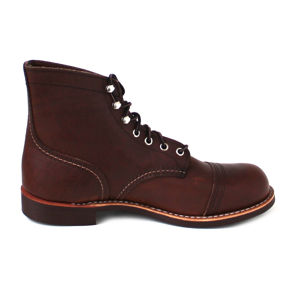 Red Wing Iron Ranger 8111 amber
