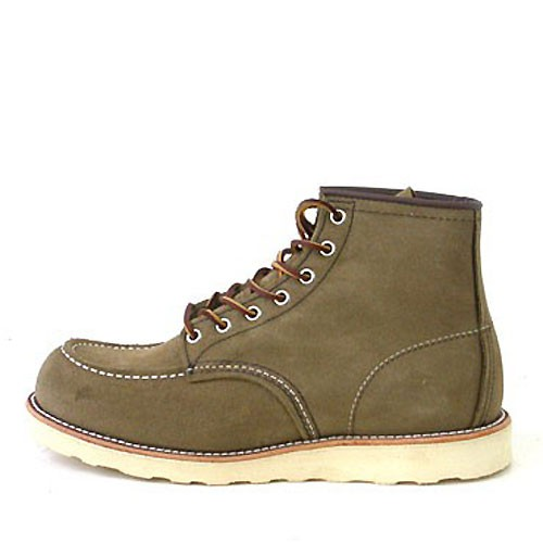 Red Wing 8881 Moc Toe olive mohave