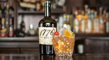 1776 Rye Old Fashioned