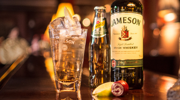 Jameson Ginger Ale