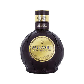 Mozart Dark Chocolate Cream Likör 0,5L 17% vol