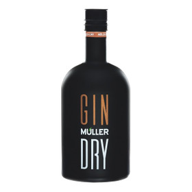 Gin Müller Dry London Dry Gin 0,5L 45% vol