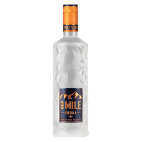 Granite Rock Distillery 9 Mile Vodka 0,7L 37,5% vol