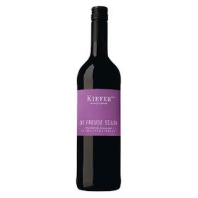 Kiefer by m&h schmidt Die Freude teilen Rotweincuvée lieblich 0,75L
