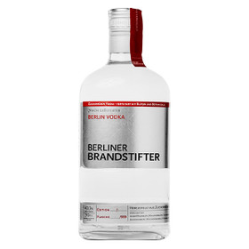Berliner Brandstifter Berlin Vodka 0,7L 43,3% vol