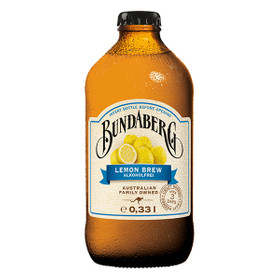 Bundaberg Lemon Brew 20x0,33L