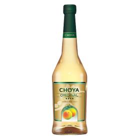 Choya Original japanischer Pflaumenwein 0,75L