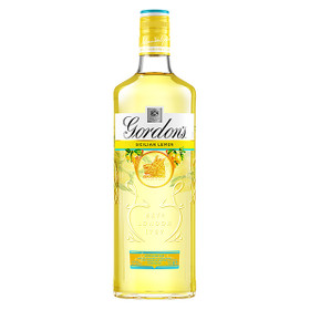 Gordon's Premium Sicilian Lemon Distilled Gin 0,7L 37,5% vol