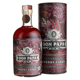 Don Papa Rum Sherry Cask 0,7L 45% vol