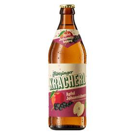 Flötzinger Kracherl Johannisbeer-Apfel 20x0,5L