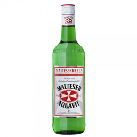 Malteserkreuz Aquavit 0,7L 40% vol