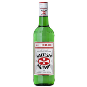 Malteserkreuz Aquavit 1,0L 40% vol
