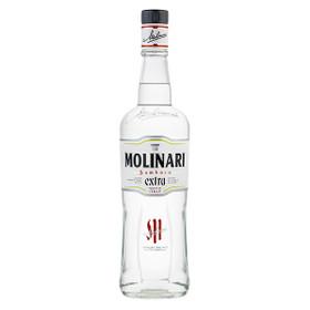 Molinari Sambuca Extra 1,0L 40% vol