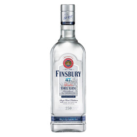 Finsbury London Platinum Dry Gin 0,7L 47% vol