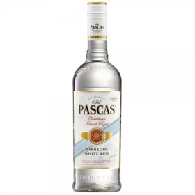 Old Pascas Ron Blanco 1,0L 37,5% vol