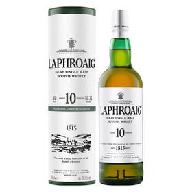 Laphroaig 10 Jahre Single Malt 0,7L 40% vol
