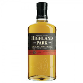 Highland Park 18 year old 0,7L 43% vol