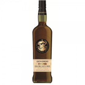 Loch Lomond Single Highland Malt 0,7L 40% vol