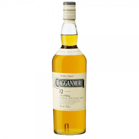 Cragganmore 12 years 0,7L 40% vol
