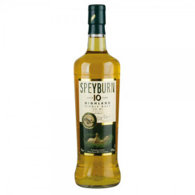 Speyburn 10 years Single Speyside Malt 0,7L 40% vol