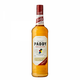 Paddy Old Irish 0,7L 40% vol