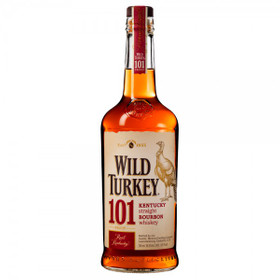 Wild Turkey 101 proof 0,7L 50,5% vol