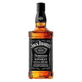 Jack Daniel's Black Label 1,0L 40% vol
